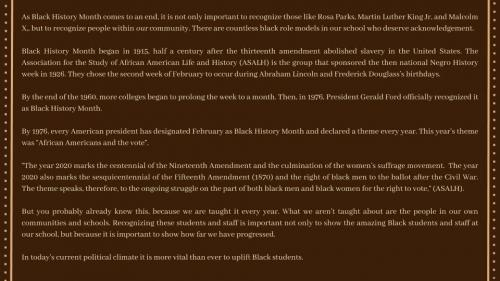 Rec Black Students BHM Multimedia Piece (8)